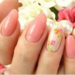 3月3日は桃の節句!桃の花色のネイルデザイン集